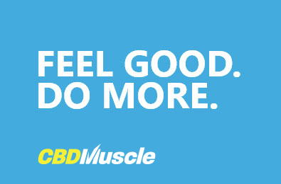 Feel Good with CBD Muscle